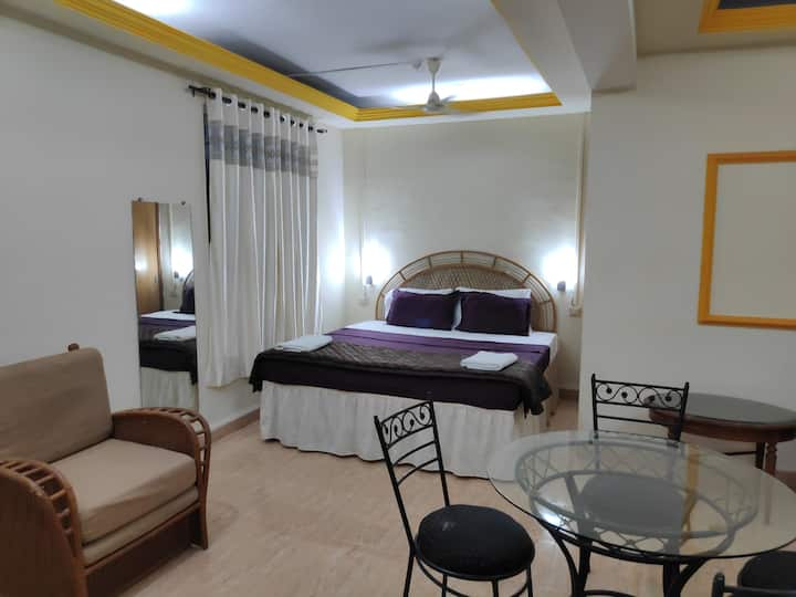 1BK apartment in Goa near Majorda Beach 5