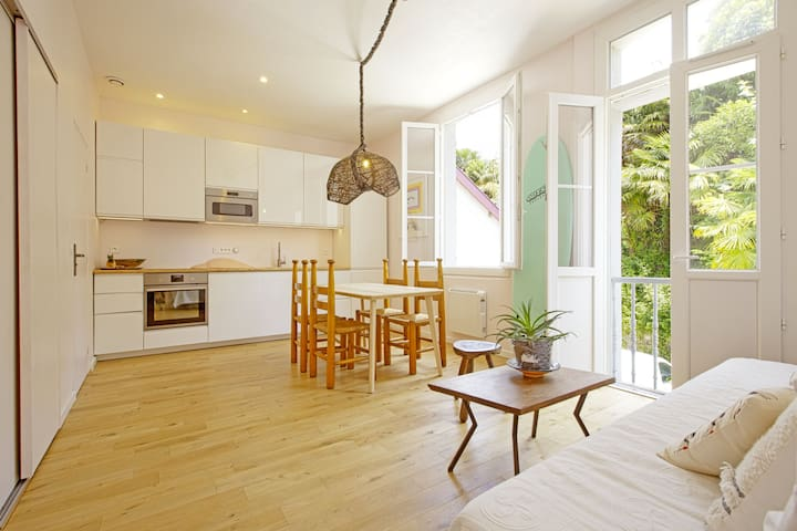 Appartement typique basque