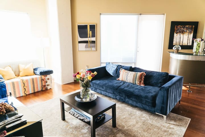 Beautifully Styled 1/1 DOWNTOWN Condo