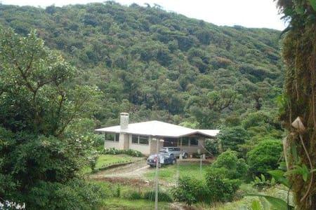 Casa de Montaña Alta Paz - La Paz - Ház