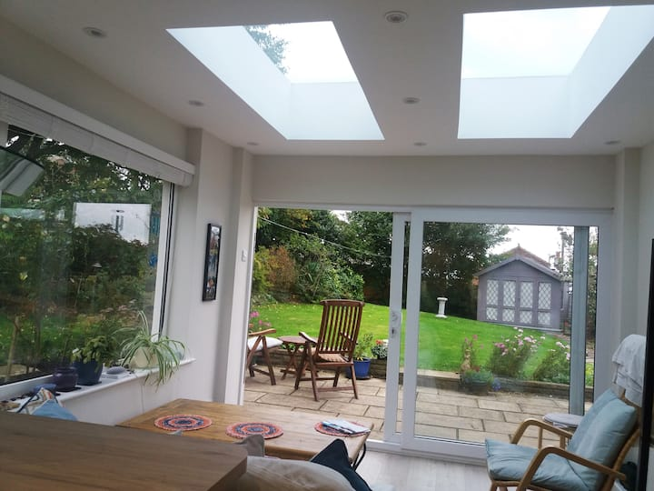 Bungalow unit with beautiful garden, Ribble Valley