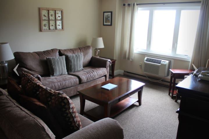2BDR/2BA Fully Furnished Condo for 6; near action