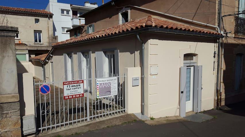 Maison de village lumineuse - Lamalou-les-Bains - House