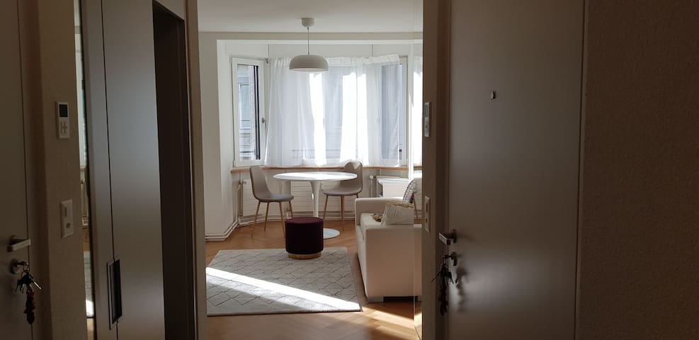 Cozy apartment in central charming neighborhood!