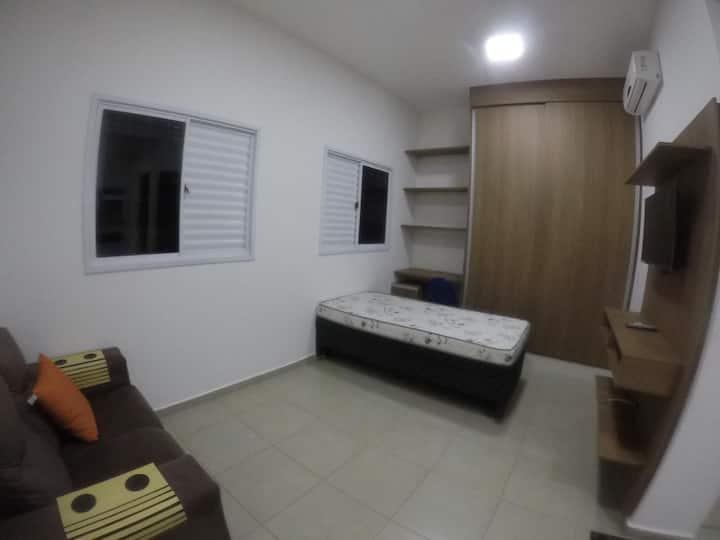 Apto/estudo próximo a USP - Ribeirão Preto-SP