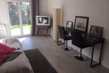 Appartement rez-de-jardin en centre ville - Clermont-Ferrand - 公寓