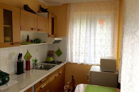 """Family 2-rooms """"Lime"""" Apartment - Hévíz"""