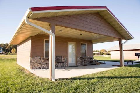 Hidden Falls Cabins & RV Park Cabin #5