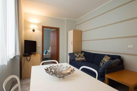 Appartamento Blu:in centro Alassio vicino al mare - Alassio - Leilighet