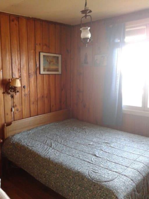 Dormitorio 2 (vista al mar)