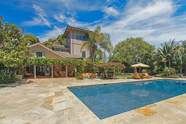 Sea Ranch - 4 Acres + Pool, Walk to Beaches, Cafes & Shops