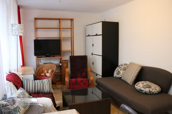 3-Zi Appartement nahe Limbecker Platz u. Uni