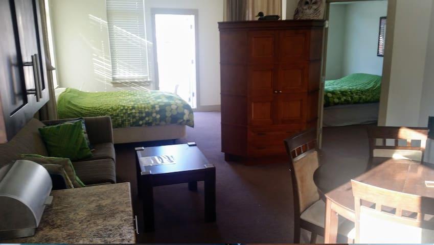 2RmStudioBalcony Whistler SkiArea PembertonGateway - Pemberton - Appartement