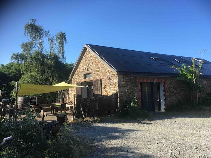 Maison du petit planty, Montaigu