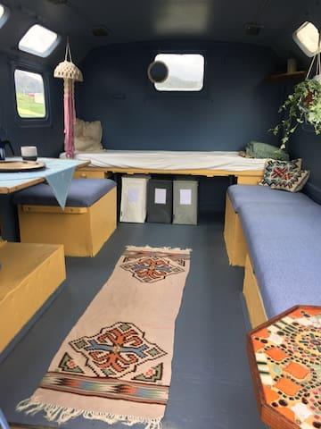 One of a kind campervan