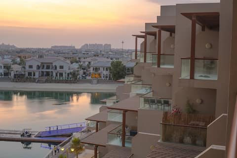 Relaxing Palm Views Studio, Palm Jumeirah Dubai