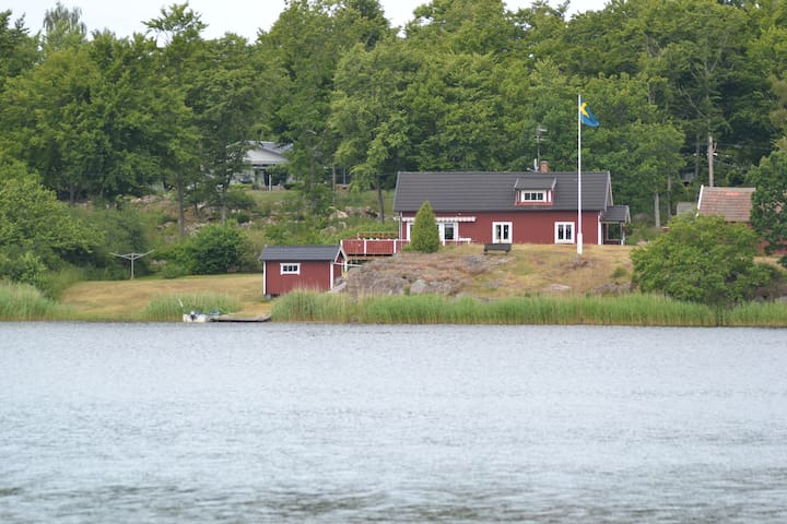 House by the sea - Ronneby S - Casa