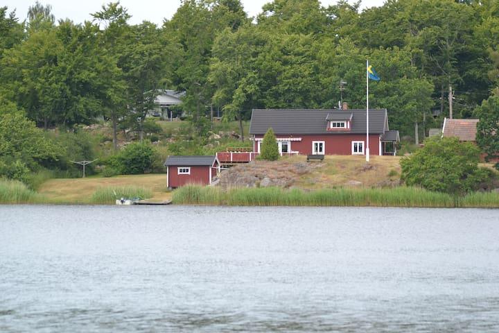 Stuga vid havet - Ronneby S - Casa