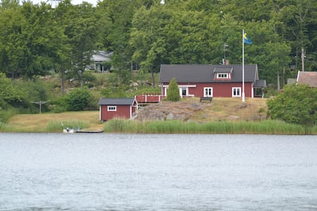 House by the sea - Ronneby S