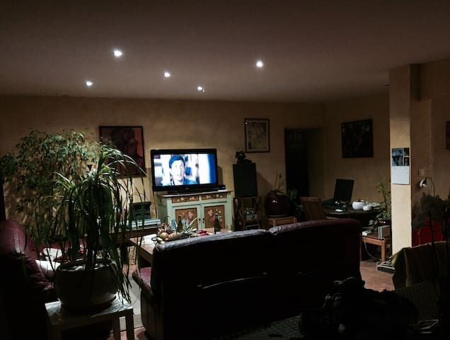 Maison familiale près de Toulouse - Lasserre - Huis