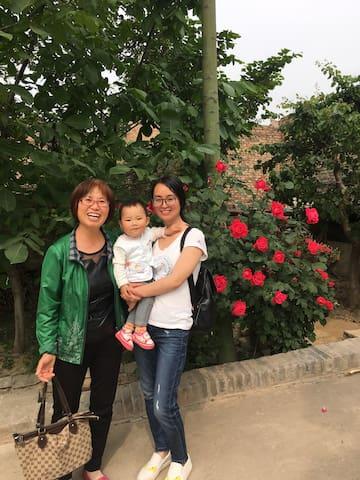 永乐宫旁边,世外桃源般的农家小院,可采摘新鲜蔬菜水果,都是有机的哦! - 运城市YunCheng