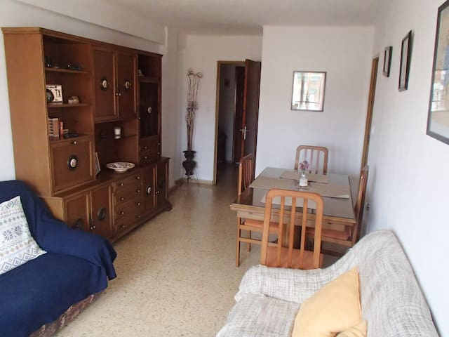 Perfect Location with a Sunny and Spacious Balcony - Valencia - Apartment
