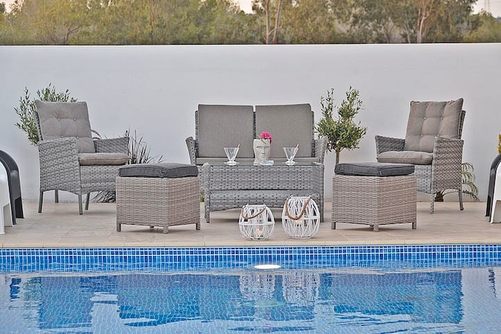 Aphrodite Nissi Beach Villa