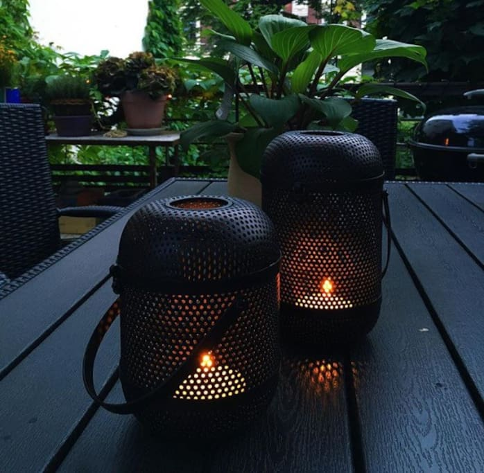 Outdoor hygge