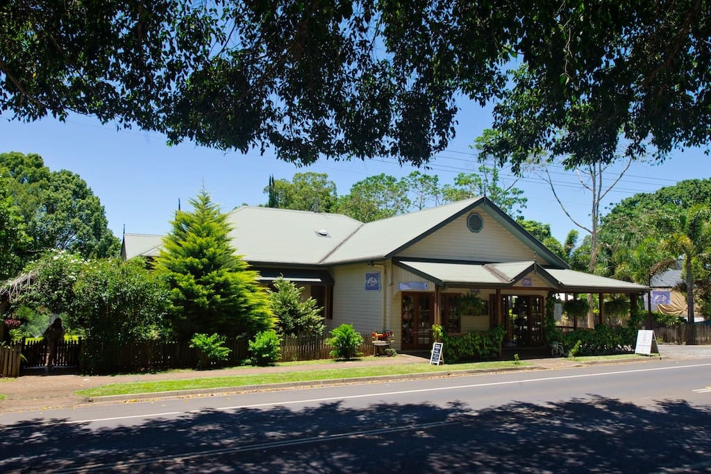 Allumbah Pocket Cottages - Boutique Bed & Breakfast Accomodation in Yungaburra