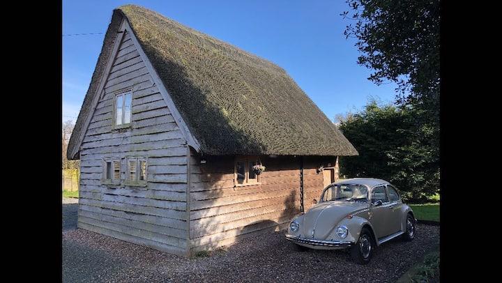 Shropshire Historic Thatched Barn