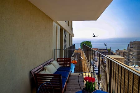 ✶Luxury 2BR + Balcony + Sea view - Yalarent