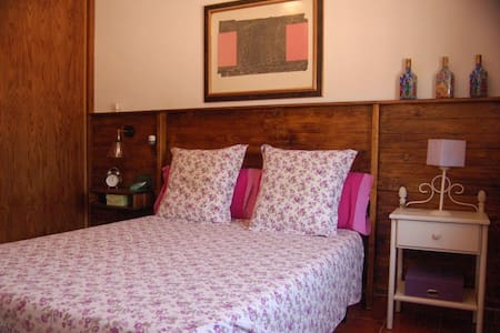 Habitacion privada en CASA muy cerca de Almagro