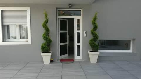 Modern mini apartment