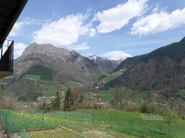 Casa vacanza in montagna