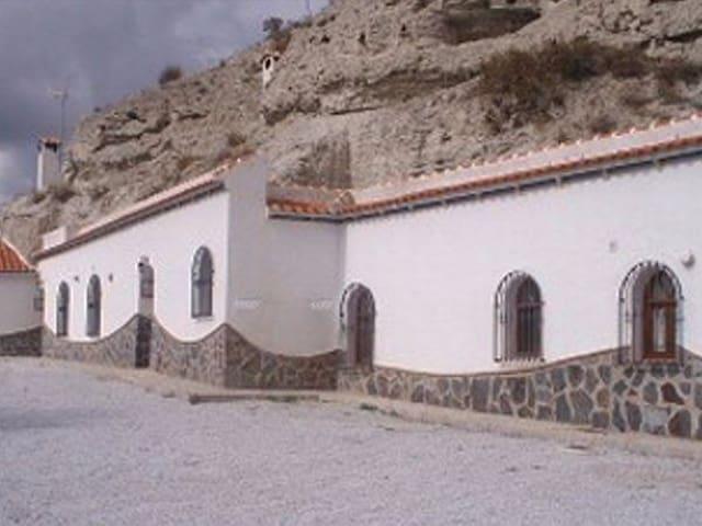 Encantadoras Casas Cueva Paloma