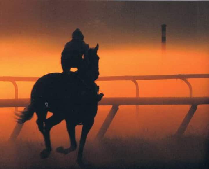 Saratoga Track Rental