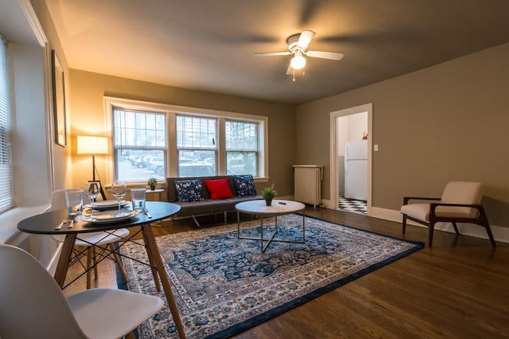 Relaxing 1 Bedroom Apartment in Seattle
