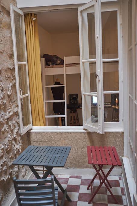 Chambre dans un apt hyper centre sur les quais for Appartement bordeaux hyper centre location