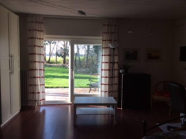 Landelijk gelegen kamers in Goch