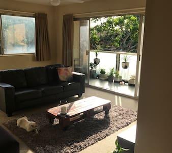 Room in New Farm apartment - New Farm - Apartemen