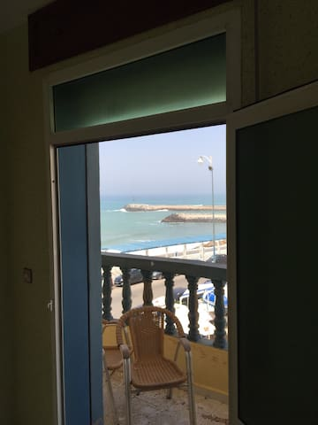 Beautiful apartment with sea views! - Larache - อพาร์ทเมนท์