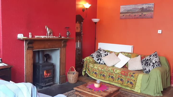 Seaside Apartment - Bijou Borth Bunkhouse