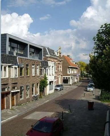 Logeren in het mooiste stukje Breda - Breda - Appartement