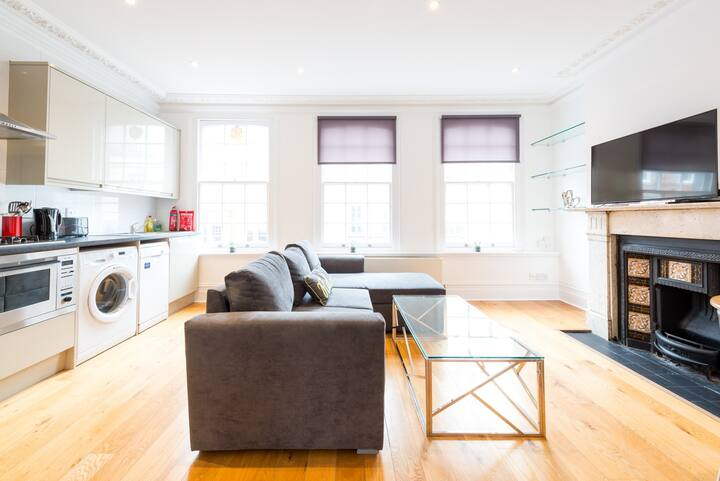 Gorgeous Hampstead Apartment (DH5)