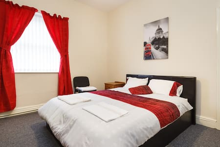 THE ANFIELD COMFY KING SIZE ROOM - Liverpool