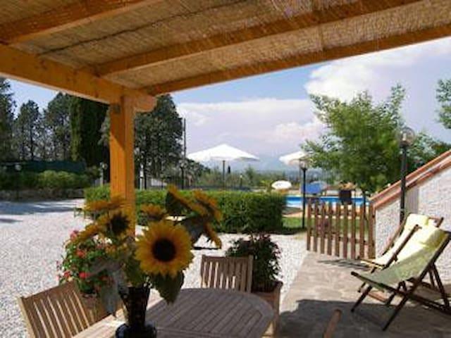 Holiday villa whit pool - Casciana Terme - Villa