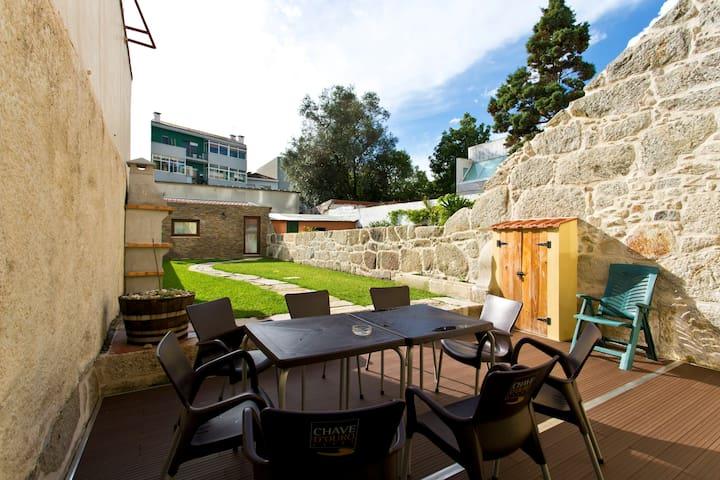 """TPC - """"Casa da Musica"""" Garden Flat"""