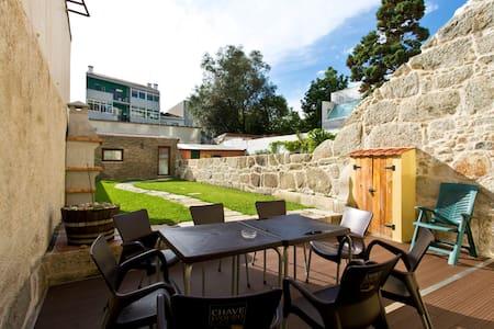 "TPC - ""Casa da Musica"" Garden Flat - Porto - Appartement"