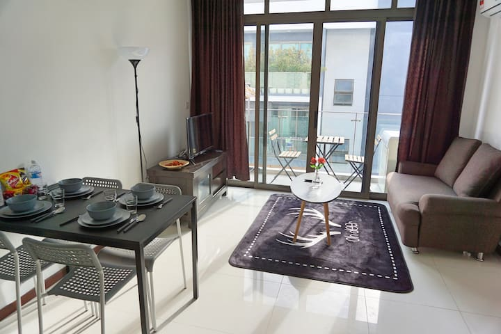 2 Bedroom Spacious Apartment G
