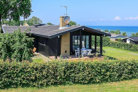 Cozy Holiday Home in Hesselager with Ocean-view